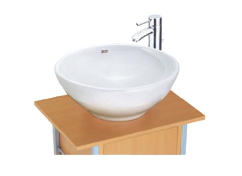 Chậu rửa đặt bàn American Standard Vallo 0500-WT