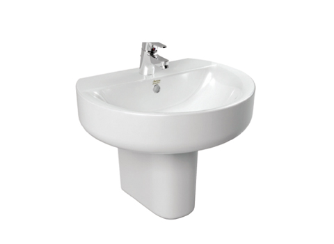Chậu rửa treo tường American Standard 0552-WT/ 0740-WT*