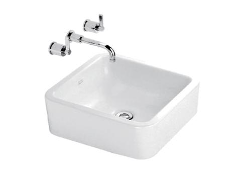 Chậu rửa đặt bàn American Standard White Square WP-F606