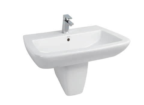 Chậu rửa treo tường American Standard Ventuno WP-F518/ F718