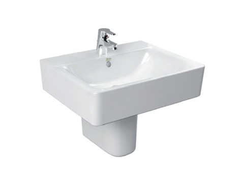 Chậu rửa treo tường American Standard WP-F550/ 0740-WT*