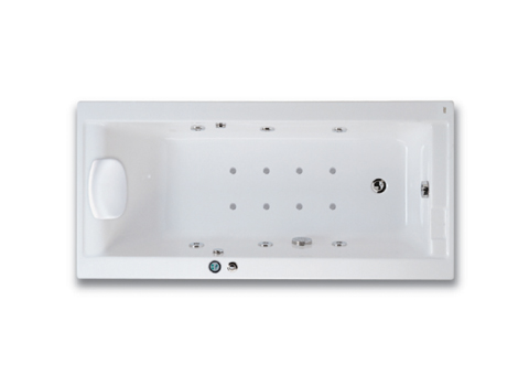 Bồn tắm Plaza S 70022100-WT