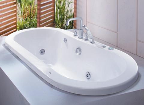 Bồn tắm Acacia đặt sàn 70060-WT