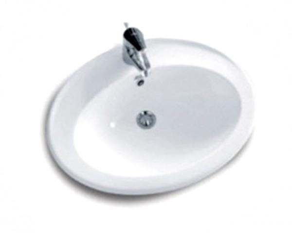 Chậu rửa đặt bàn Ceros 0477-WT