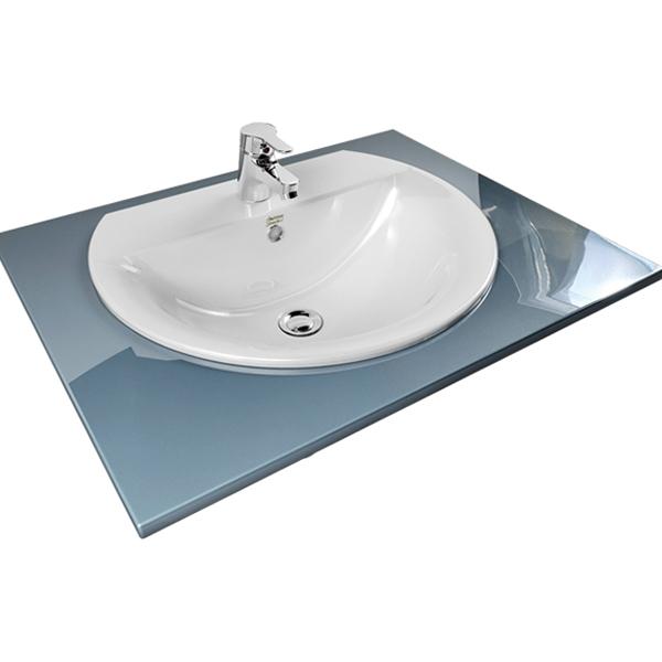 Chậu rửa đặt bàn Concept Sphere 0452-WT