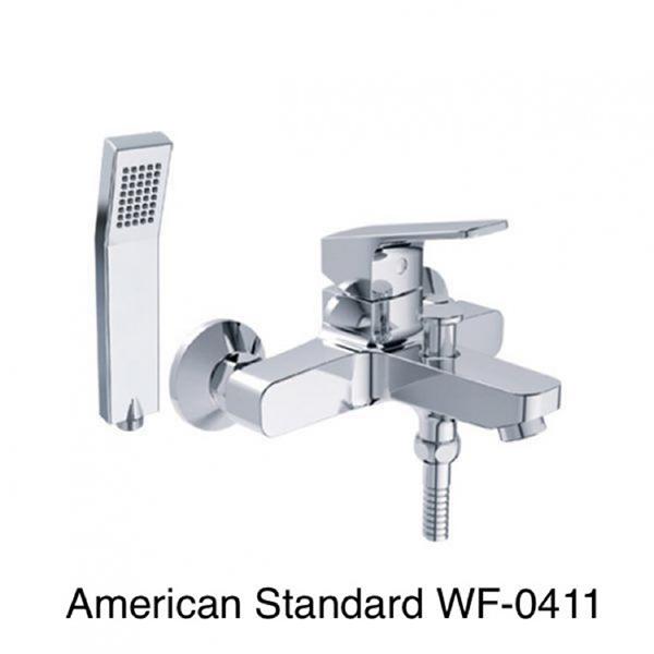 Vòi tắm sen gắn tường Concept Square WF-0411