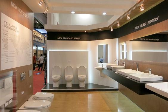 Showroom Thiết bị vệ sinh Hải Linh luôn cập nhật những mẫu bồn cầu mới nhất