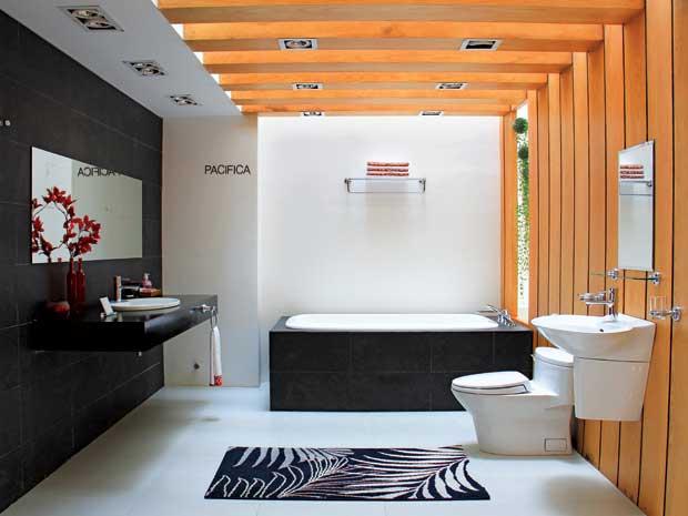 Bồn cầu American Standard cho phòng tắm thêm sang trọng