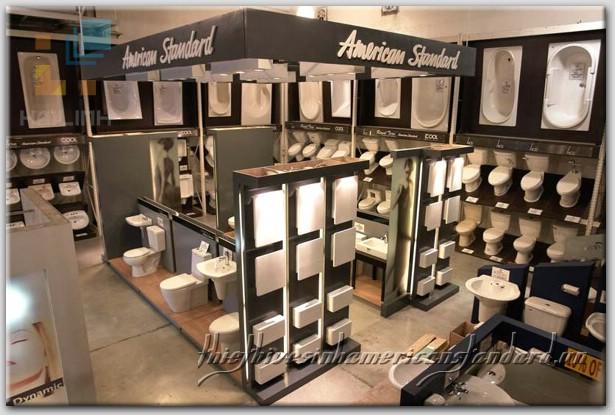 Thiết bị vệ sinh American Standard tại Hải Linh cam kết chất lượng