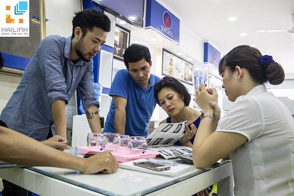 Đến với Hải Linh để được hưởng chất lượng dịch vụ tốt nhất
