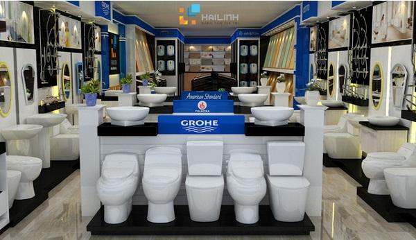 Showroom Hải Linh - sự lựa chọn hoàn thiện công trình tốt nhất