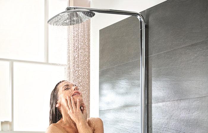 sen tắm american standard cho buồng tắm đứng